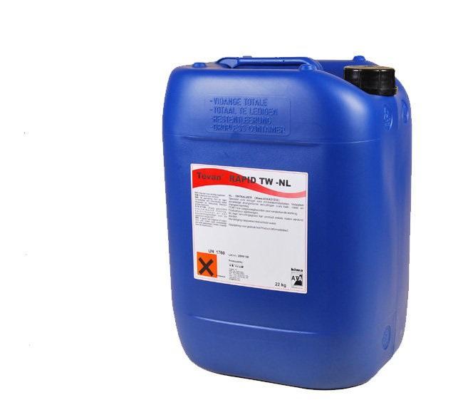 Producten onderhoud drinkwaterinstallaties