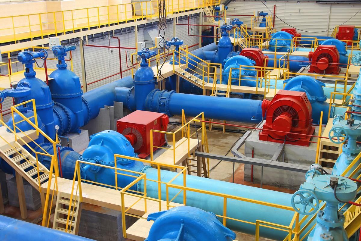 Waterleidingbedrijf